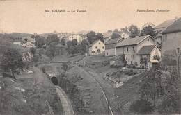 25 - Jougne - Le Tunnel - Autres Communes