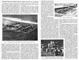 "L'EXPLOITATION Des TERRES RARES Du BRESIL ENLEVEE Aux ALLEMANDS  "" VITORIA "" (ESPERITO SANTO)  1915 - Vitória"