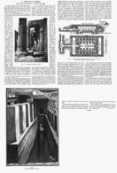LA TROUVAILLE D'ABYDOS ( PUITS De STRABON Ou TOMBE D'OSIRIS )   1915 - Archéologie