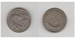 COLOMBIE - 10 CENTAVOS  1959 - Colombia