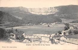 25 - Jougne - La Ferrière - Les Tavins - Autres Communes