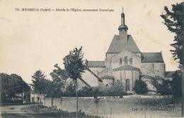 36) MEOBECQ : Abside De L'Eglise - France