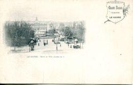N°69336 -cpa Le Havre -hôtel De Ville- - Le Havre