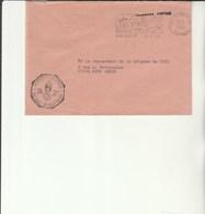 L 3 -  Enveloppe Gendarmerie De SAINT DENIS - Réunion - Drogue - Alcool - Cachets Militaires A Partir De 1900 (hors Guerres)
