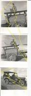 Photo   Jeep Avion Remorque  Militaire Militarie    / N° 310   ) - Vehicles
