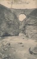04) COLMARS : Le Pont Haut Sur Le Verdon (1912) - France