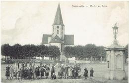 BASSEVELDE - Assenede - Markt En Kerk - N° 8303 - Star? - Assenede