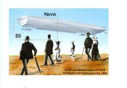 Nevis 1992-Zeppelin-YT B58***MNH - Zeppelins