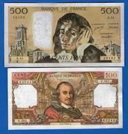2  Billets - 1962-1997 ''Francs''