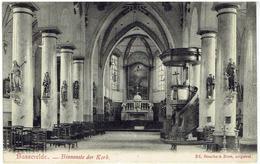 BASSEVELDE - Assenede - Binnenste Der Kerk - Assenede