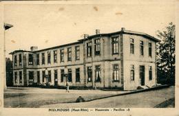 Mulhouse Hasenrain Pavillon 18 - Mulhouse
