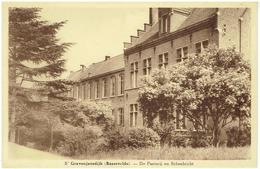 BASSEVELDE - Assenede - S'Gravenjansdijk - De Pastorij En Schoolzicht - Assenede