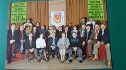 CPSM SYNDICAT FORCE OUVRIERE ELACTION MARS 1987 MAIRIE DE TOULOUSE ED LARREY EQUIPE CANDIDATS ? - Syndicats