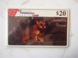 AUSTRALIE   EZI   POSSUM - Australie