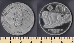 Belarus 1 Rouble 2006 - Belarus