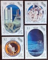Nevis 1989 Moon Landing Anniversary MNH - St.Kitts And Nevis ( 1983-...)
