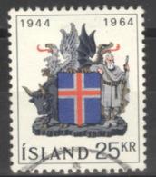 Island 380 O - 1944-... Republik