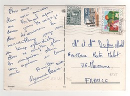 Timbre , Stamp  Yvert N° 1265 , + Compléments  Sur CP , Carte , Postcard Du 22/06/1976 - 1910-... République