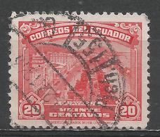 Ecuador 1942. Scott #408 (U) View Of Guayaquil ** - Equateur