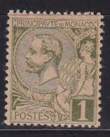 Monaco N°11*,12*,22*,23* - Monaco