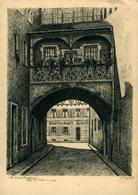 Mulhouse Passage De L'Hôtel De Ville   Klippsthiehl - Mulhouse