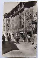 CPSM  - LE BRUSQUET - Quartier Du Pilon - Animée - France