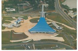 Cathédrale Saint-Paul D'Abidjan Vue Aérienne - Côte-d'Ivoire