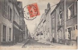 Montargis Rue Du Loing Côté Est - Montargis