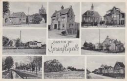184635Sprang Capelle, Groeten Uit 1938(linksboven Een Vouw) - Autres