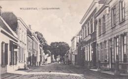 184695Willemstad, Landpoortstraat Met Hotel Stalhouderij En Uitspanning. (zie Achterkant) - Andere
