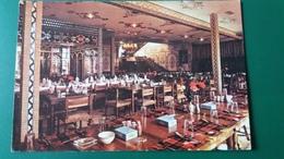 CPSM ISFAHAN IRAN AVE ABBASABAD SHAHRZAD RESTAURANT 1976 - Iran
