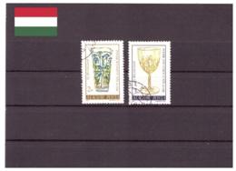 Hongrie 1980 - Oblitéré - Journée Du Timbre - Michel Nr. 3446-3447 (hun191) - Hungary