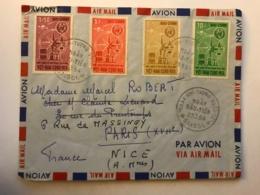 SOUTH VIET NAM - Letter 1964 From SAIGON To France - FDC - Viêt-Nam