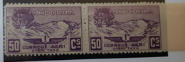 Andorra NE 14smd**sin Sin Dentar Margen Derecho - Nuevos