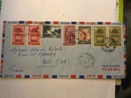 SOUTH VIET NAM - Letter 1964 From SAIGON Air Mail To France - Viêt-Nam