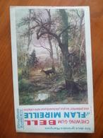 Buvard  Chewing-gum  BELL Et Flan Mireille  N° 72 - Buvards, Protège-cahiers Illustrés