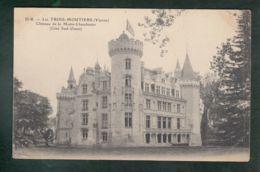 CPA (86) Les Trois-Moutiers - Château De La Motte Chandeniers - Côté Sud Ouest - Les Trois Moutiers