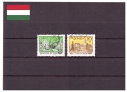 Hongrie 1974 - Oblitéré - Paysages - Michel Nr. 3001A-3002A (hun209) - Hungary