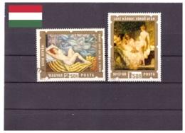 Hongrie 1974 - Oblitéré - Peinture - Michel Nr. 2973-2974 (hun212) - Hungary