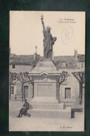 CPA (86) Poitiers - Statue De La Liberté - Poitiers