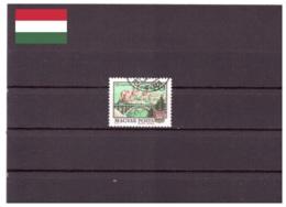 Hongrie 1973 - Oblitéré - Paysages - Michel Nr. 2916A Série Complète (hun215) - Hungary