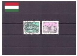 Hongrie 1973 - Oblitéré - Paysages - Michel Nr. 2874-2875 Série Complète (hun220) - Hungary