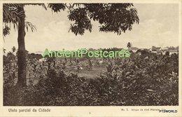 233 Sao Tome And Principe - S. Tomé Vista Parcial Da Cidade - Edição De Jose Pimenta, Lda. - Sao Tome Et Principe