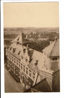 CPA - Carte Postale - Belgique- Gaesbeek-Aile Gauche Du Château Féodal- VM117 - Lennik