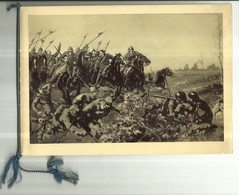 """2277 """"ASS.NAZ.ARMA DI CAVALLERIA-LA CAVALLERIA NEI BOLLETTINI DEL COM SUPR.-1/11-5/11/1918 - CALENDARIO 1968"""" ORIGINALE - Formato Grande : 1961-70"""