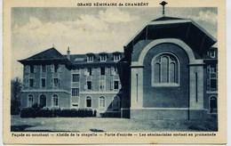 6046 - Savoie - CHAMBERY -  Grand Séminaire - Séminaristes Sortant En Promenade..(disparu ??)  Grimal.. .1932. - Chambery