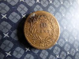 10 Centimes 1828a Ttb - France