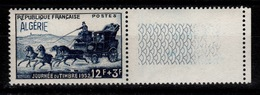 Algerie - YV 294 N** Journée Du Timbre - Algérie (1924-1962)
