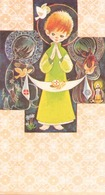 IMAGE RELIGIEUSE COMMUNION 1973 COURS SAINT CHARLES - Images Religieuses