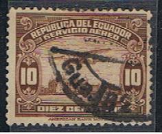 EQ 124 // Y&T YVERT 20 AÉRIEN // 1929 - Ecuador